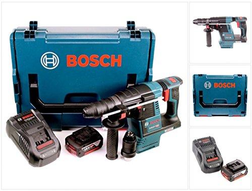 Preisvergleich Produktbild Bosch GBH 18 V-26 F Akku Bohrhammer Professional SDS-Plus in L-Boxx mit 1x GBA 6 Ah Akku und GAL 1880 CV Ladegerät