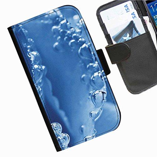 Hairyworm- Flüssigkeit Seiten Leder-Schützhülle für das Handy LG Leon (H340N) Lg Tasche