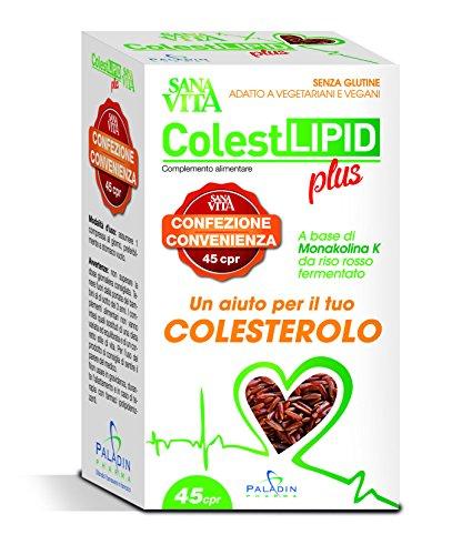 Sanavita Integratore Alimentare Colesterolo - 60 Gr