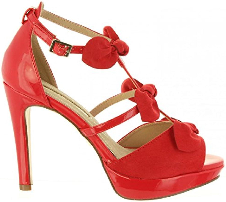 Maria Mare Sandali per Donna 67136 C23988 C23988 C23988 rosso | Superficie facile da pulire  45dc93