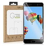 kalibri Nokia 5 Folie - 3D Glas Handy Schutzfolie für Nokia 5 - Auch für gewölbtes Display