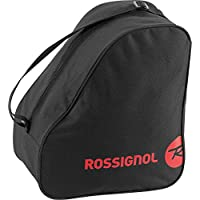 Rossignol Basic Boot Bag - Bolsa portabota unisex, color negro, talla única
