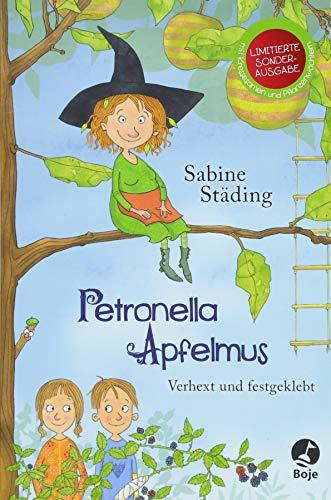 Petronella Apfelmus (Sonderausgabe): Verhext und festgeklebt