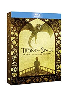 Il Trono di Spade - Stagione 05 (B00XP5FZJS) | Amazon price tracker / tracking, Amazon price history charts, Amazon price watches, Amazon price drop alerts