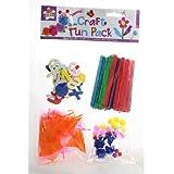 Anker Kids Create manualidades y actividad Craft Fun Pack, de plástico, varios colores