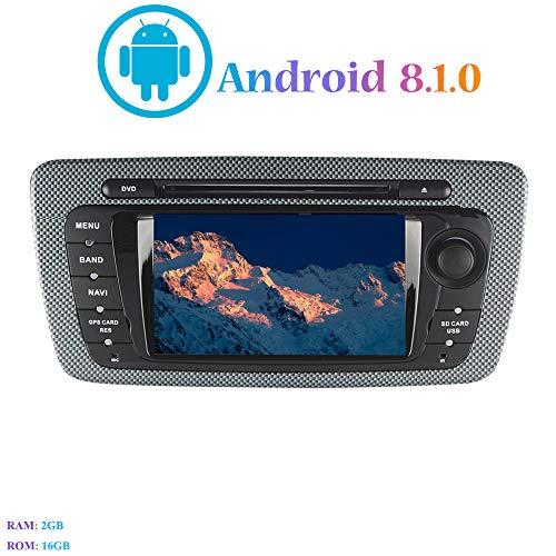 Android 8.1.0 Autoradio, Hi-azul 7