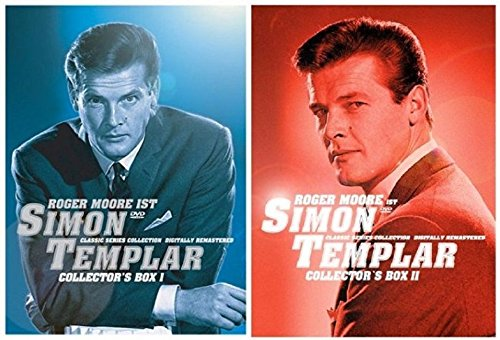 Simon Templar Collector's Box 1+2