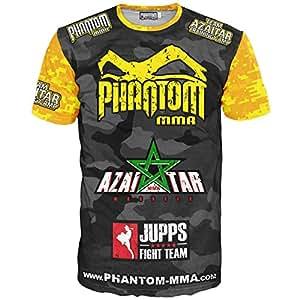 "Phantom mMA athletics t-shirt team eVO azaitar gMC walkout ""- camouflage-small"