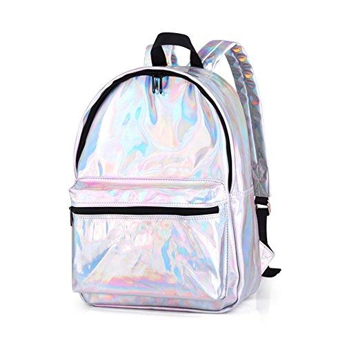 Sac à dos d'écolier – horsky léger sac à bandoulière, sac de gym, Sac de sport avec poche intérieure pour étudiants Les jeunes filles livre Ordinateur...
