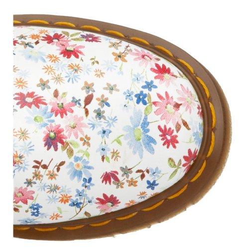 Dr Martens 1460 Little Flowers 11821407 Damen Bootsschuhe Blau (Blue)