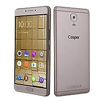 Casper Via A1 Plus Akıllı Telefon, 64 GB, Altın (Apple Türkiye Garantili)