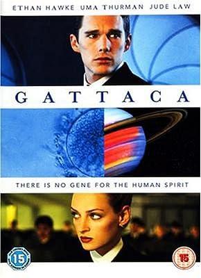 Gattaca [DVD] [1998] by Ethan Hawke