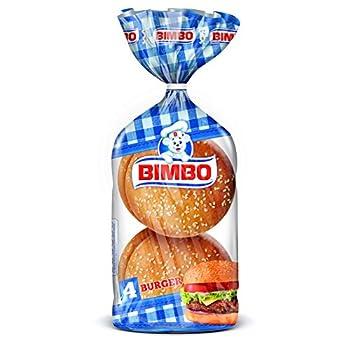 Bimbo Hamburguesa 4...