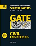 Civil Engineering Solved Papers GATE 2017-2000