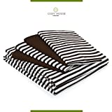 Best Cosy House Collection Sheet and Pillowcase Sets - King , Chocolate : Cosy House Bed Sheets Review