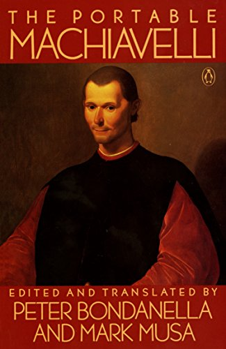 The Portable Machiavelli (Penguin Classics)