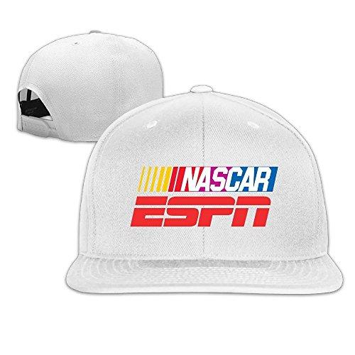 facsea-runy-custom-nascar-adjustable-baseball-hat-cap-white