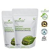 #4: Neuherbs Organic Green Coffee beans Powder for weight loss - 200g (Pack of 2)
