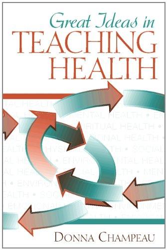 Great Ideas In Teaching Health PDF Books