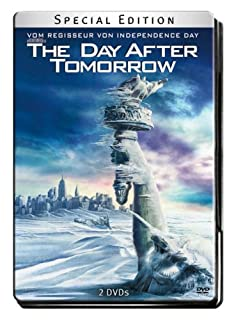 The Day After Tomorrow (Steelbook) [Special Edition] [2 DVDs]