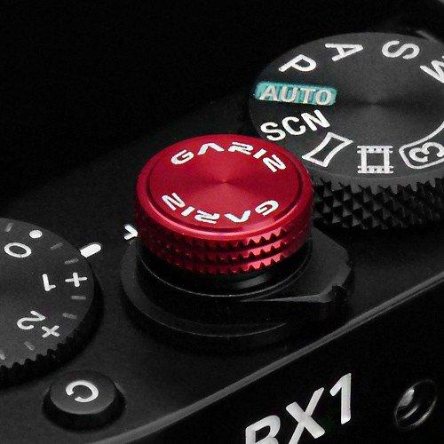 Hochwertiger GARIZ Auslöseknopf BZW. Soft Release Button, speziell für Sony Cyber-Shot DSC-RX1 und DSC-RX10 (XA-SBA3S) .(Powered by SIOCORE) Cyber-shot Soft Case