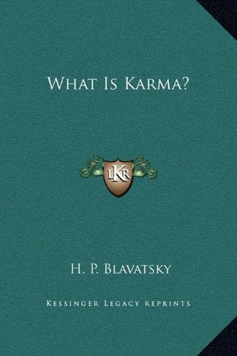 What Is Karma? (Hardcover)