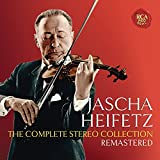 Jascha Heifetz: The Complete Stereo Collection (Coffret 24 CD)