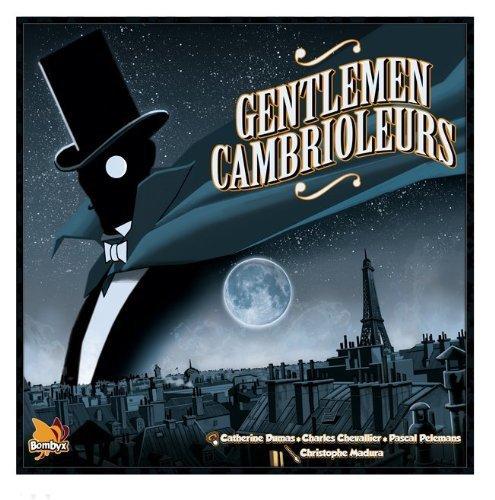 Gentlemen cambrioleurs - Asmodee