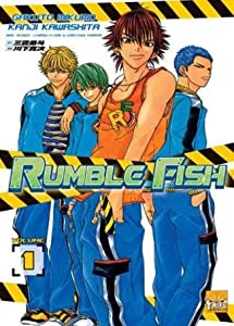 Rumble Fish Edition simple Tome 1