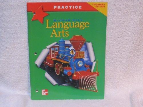 McGraw-Hill Language Arts: Practice, Grade 3, Teacher's Edition by McGraw-Hill (2005-08-01)