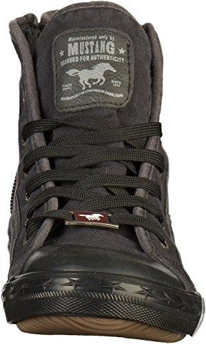 Mustang 1099-502 Sneaker Donna Grau