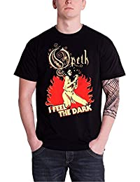 Opeth I Feel The Dark Official Mens New Black T Shirt All Sizes
