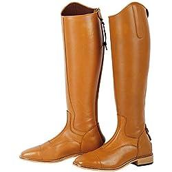 Harry's Horse Reitstiefel Elite Cognac Wide Botas de Equitación, Mujer, Marrón, 42 EU