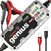 NOCO Genius G7200 12V/24V 7.2A Ultra-sicheres und intelligentes Ladegerät