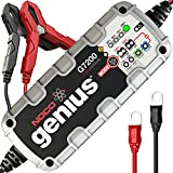 NOCO Cargador inteligente de batería Genius G7200 12V/24V 7.2A
