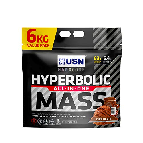 Usn Hyperbolic All in One Mass, 1er Pack(1 x 6 kg)