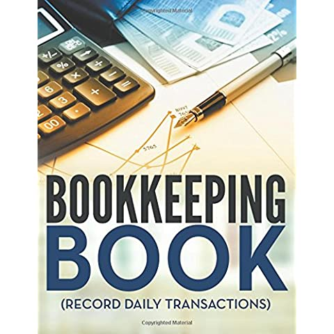 Bookkeeping Book (Record Daily Transactions)