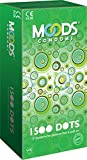 Moods 1500 Dots Condoms (12 Condoms)