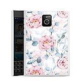 DeinDesign Hülle kompatibel mit BlackBerry Passport Handyhülle Case Blumen Watercolour Flower