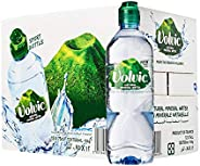 Volvic Natural Mineral Water with Sports Cap - 750ml (Pack of 12)