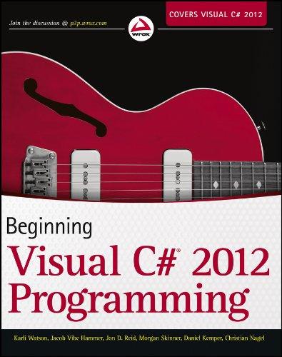 Beginning Visual C# 2012 Programming -