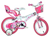 Dino Bikes 614l-nn Minnie Fahrrad, 35,6cm