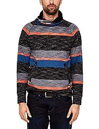 s.Oliver RED LABEL Herren Turtleneck-Sweater mit Colourblocking 20a9e31edb