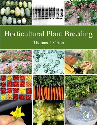 Horticultural Plant Breeding