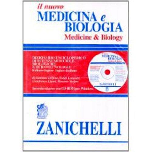 Il Nuovo Medicina E Biologia-Medicine & Biology. Dizionario Enciclopedico Di Scienze Mediche E Biologiche E Di Biotecnologie. Con Cd-Rom