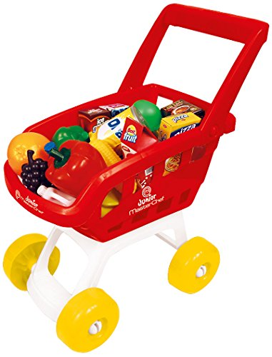 REIG - Máster Chef Carro Super con 18 Productos (98402)