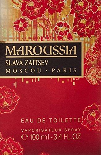 Slava Zaitsev Maroussia femme/woman, Eau de Toilette,1er Pack (1 x 100 ml)