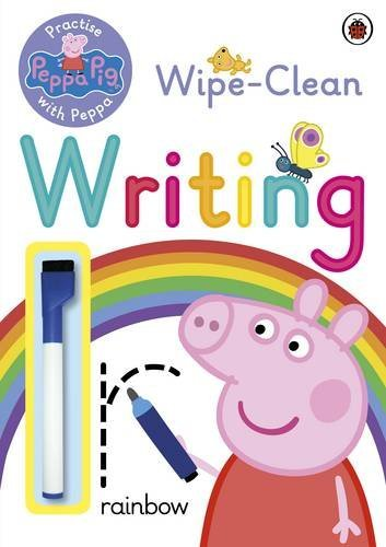 Peppa Pig: Practise with Peppa: Wipe-Clean Writing by NA (2014-06-05)
