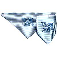 Bieco Dreieckslätzchen blau mit Beißer NEU