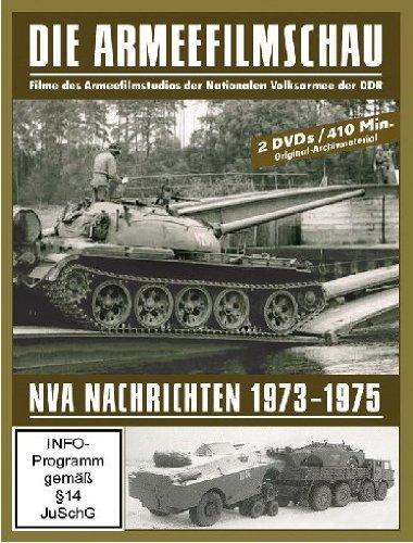 Die Armeefilmschau 5 - NVA Nachrichten 1973-1975 [2 DVDs]
